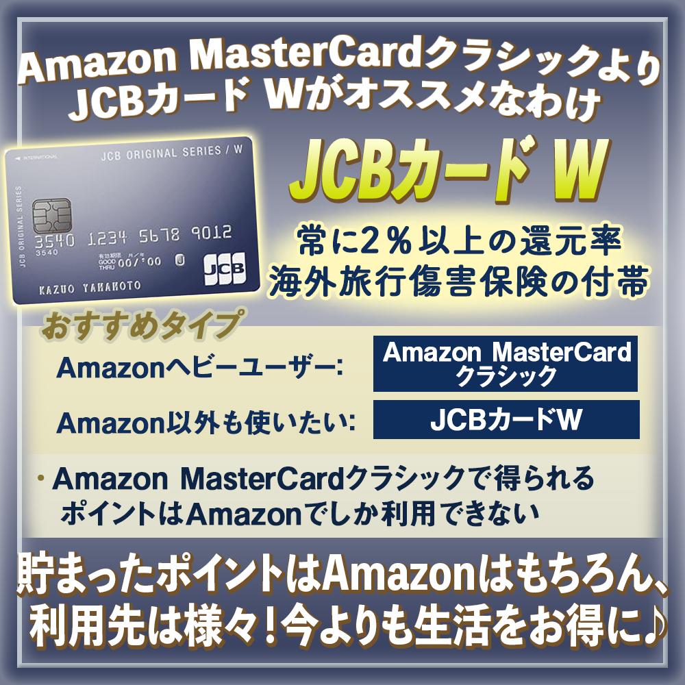 【Amazon MasterCardクラシックの特典】Amazonで本当にお得なのか?