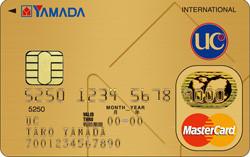 ヤマダLABIゴールドカード