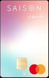 ライクミーバイセゾンカード